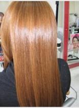 究極の艶髪でウキウキ!(髪型ロング)