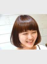 ボブスタイル(髪型ボブ)