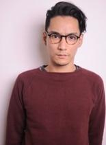 ワイルドメンズスタイル(髪型メンズ)