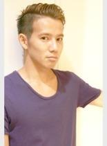 サッパリショート(髪型メンズ)