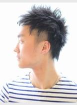 ツーブロックスタイル(髪型メンズ)