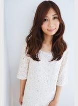 ☆清楚系ゆるカール☆(髪型ロング)