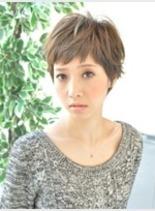 ビターショコラ(髪型ショートヘア)