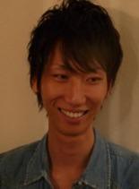 ポイントパーマヘア(髪型メンズ)