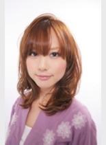 ゴージャスパーマ(髪型ロング)