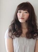 エアリーウエーブ(髪型ロング)
