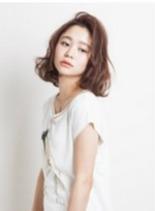 クロードモネ新宿店(髪型ミディアム)