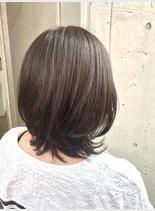 レイヤーボブ(髪型ボブ)