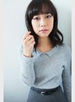 ☆★クールウェーブ★☆(髪型ミディアム)