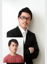 好印象ビジネスショート(髪型メンズ)