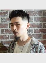 スウィングバング(髪型メンズ)
