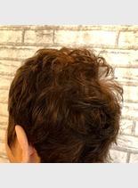 70代ショートヘア(髪型ベリーショート)