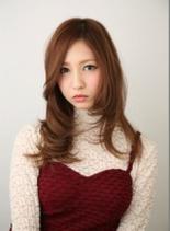 ロングヘア(髪型ロング)