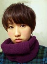 artistaスタイル☆(髪型ショートヘア)