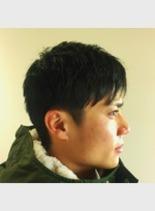 店長得意のメンズカット(髪型メンズ)
