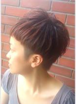 ショート5(髪型ショートヘア)
