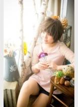 大人かわナチュショート♪(髪型ショートヘア)