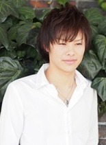 メンズナチュラルヘア(髪型メンズ)