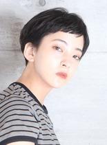 ショート 担当:東田(髪型ショートヘア)