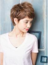新宿 ラヴィニール(髪型ショートヘア)