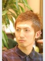 ベリーショート(髪型メンズ)