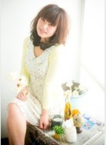 キュートセミディ♪(髪型ミディアム)
