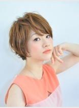 スッキリショート(髪型ショートヘア)