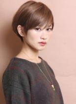 スタイリスト 松井まなみ(髪型ショートヘア)