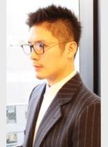 大人のビジネスショート(髪型メンズ)