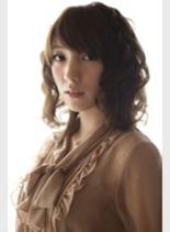 ふんわりボブアレンジ(髪型ミディアム)
