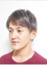 ダブルカラー(髪型メンズ)