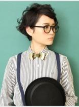 担当者 森本 浩嗣(髪型ショートヘア)