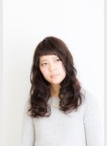 スイートロング(髪型ロング)