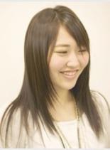さらさらヘアー2(髪型ロング)
