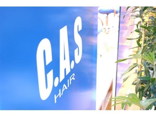HAIR C.A.S(ビューティーナビ)