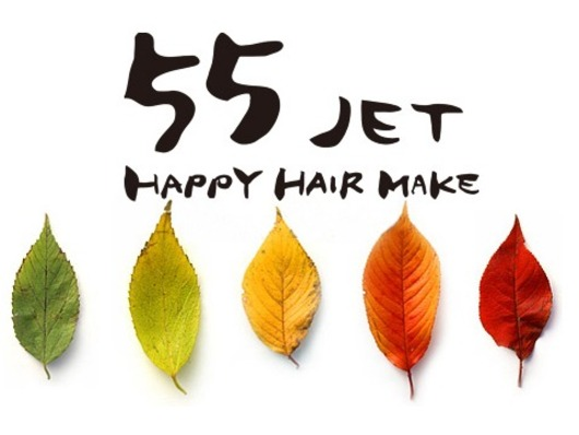 55JET ai HAPPY HAIR MAKE(ビューティーナビ)