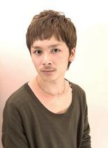 キューマッシュ(髪型メンズ)