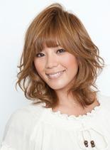 ダイヤフォルムセミディー(髪型ミディアム)