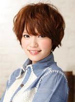 エアリーショート(髪型ショートヘア)