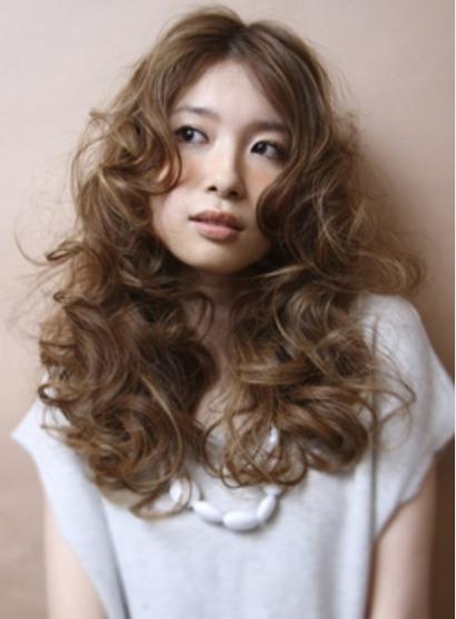 サマーシフォンウェーブ(髪型ロング)