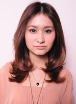 ムーブカール(髪型ミディアム)