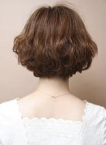 カジュアルフレンチボブ(髪型ボブ)