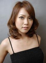 大人ミディ(髪型ミディアム)