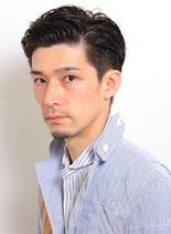 ショートサイドグラデーション(髪型メンズ)