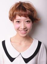 HAPPY ショート(髪型ショートヘア)