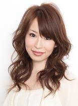フェミニンセミディ(髪型ロング)