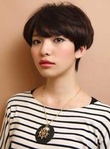 ミニマム・マッシュ(髪型ショートヘア)