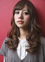 Sweet Girly Style(髪型ロング)